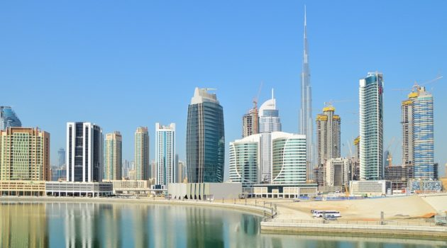 Enjoy a visit to Dubai before flying to London